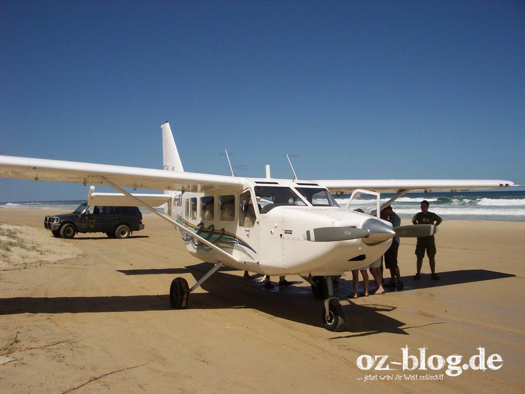Australien 2oo8/2oo9 - Fraser Island